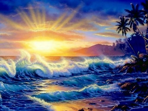 Aloha inspiration