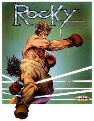 Rocky inspiration