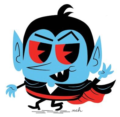 Dracula inspiration