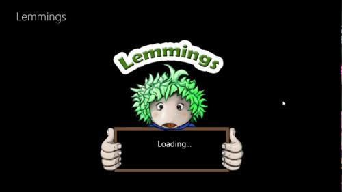 Lemmings inspiration