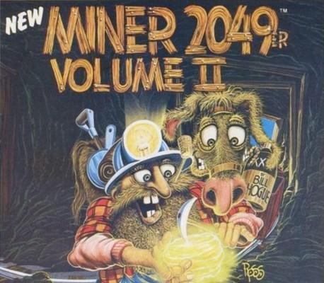 Miner 2049er Volume II inspiration