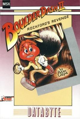 Boulder Dash II Rockford's Revenge inspiration
