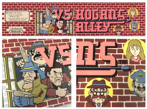 Hogan's Alley inspiration