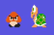 Все эти десятилетия Марио сражался с птицами inspiration