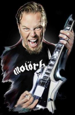 Hetfield inspiration