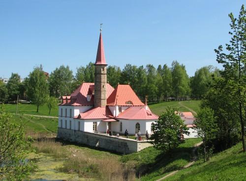 Замок над озером inspiration