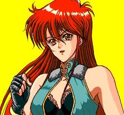 Megami Paradise Girl inspiration