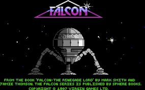 Falcon: The Renegade Lord inspiration