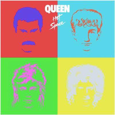 Queen - Hot Space (1982) inspiration
