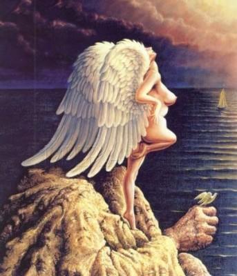 Der Engel inspiration