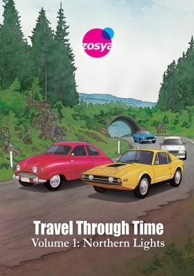 Travel Through Time Volume 1: Northern Lights inspiration