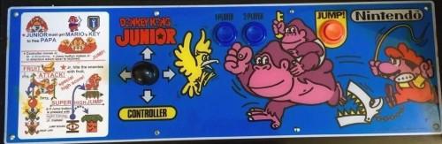Donkey Kong Jr. inspiration