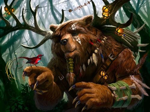 Bear inspiration