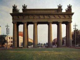 Московские ворота inspiration