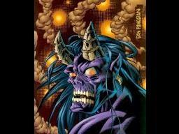 Devil (for Twilight'02) inspiration