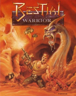 Bestial Warrior inspiration