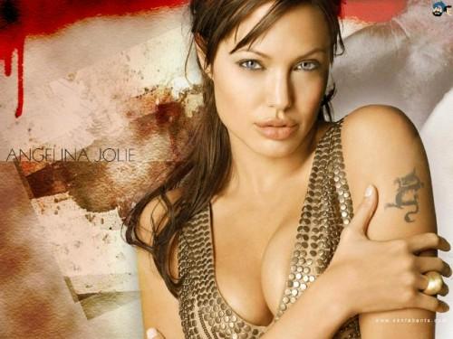 Angelina Jolie inspiration