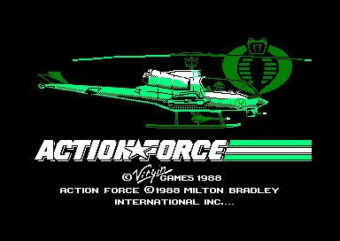 Action Force inspiration