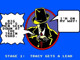 Dick Tracy inspiration