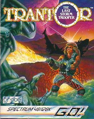 Trantor: The Last Stormtrooper inspiration