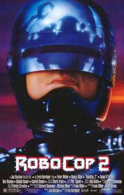 RoboCop 2 inspiration