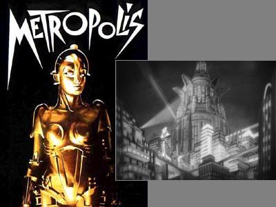 Metropolis-Fan Art ZX Screen inspiration