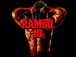 Rambo 3 inspiration