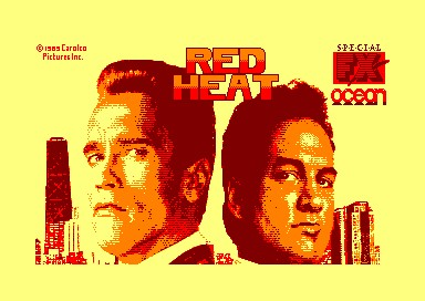 Red Heat inspiration