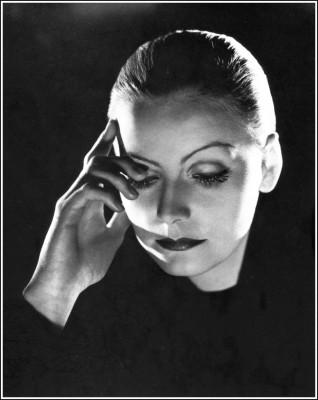 Greta Garbo inspiration