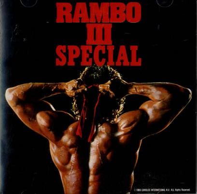 Rambo III inspiration