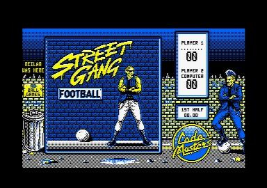 Street Gang Football inspiration