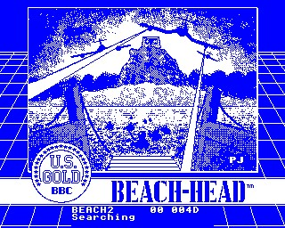 Beach-Head inspiration