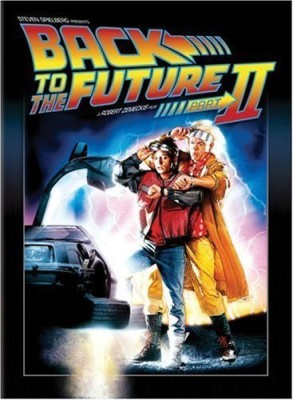 Back to the future inspiration