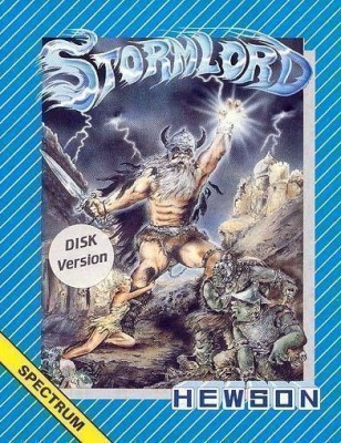 Stormlord inspiration