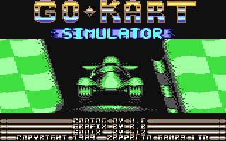 Professional Go-Kart Simulator Intro inspiration