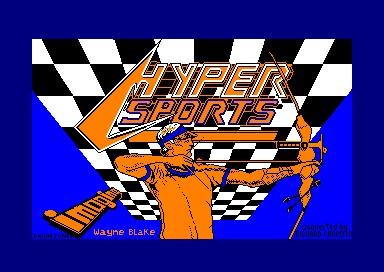 Hyper Sports inspiration