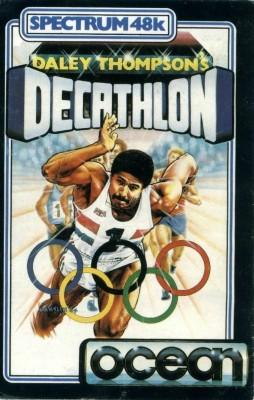Daley Thompson's Decathlon inspiration