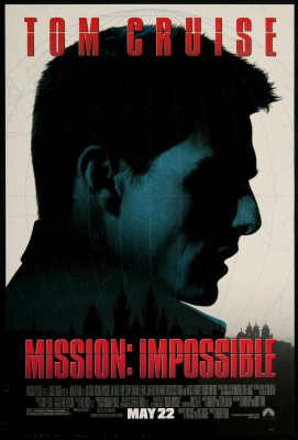 Mission Impossible inspiration