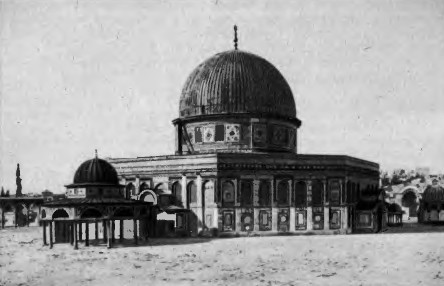 omars mosque inspiration