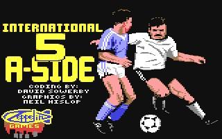 International 5-a-Side Football inspiration