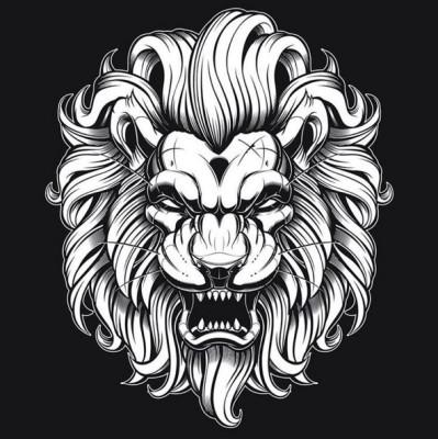 Totem: lion inspiration