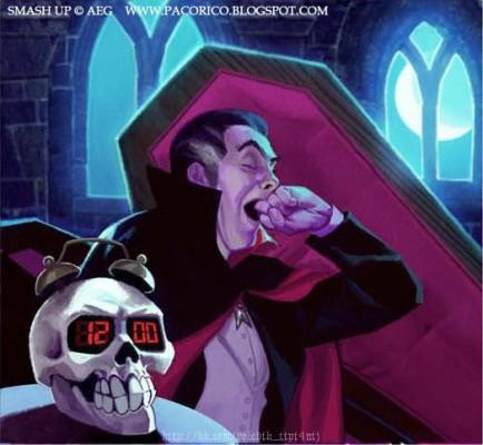 Drakula inspiration