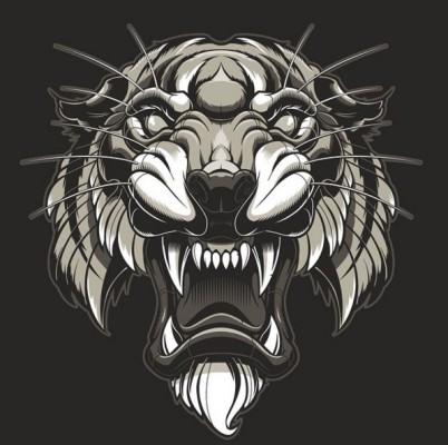 Totem: tiger inspiration