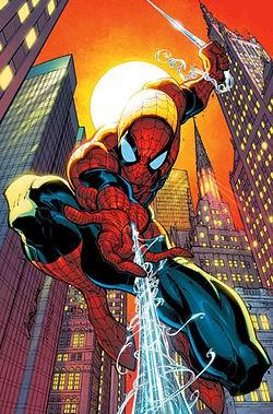 Spiderman inspiration