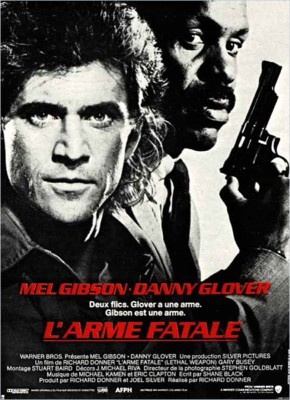 Lethal weapon inspiration