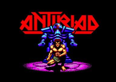 The Sacred Armour of Antiriad inspiration