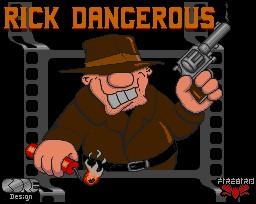 Rick Dangerous inspiration