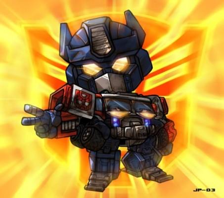 Transformers inspiration