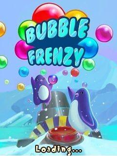 Bubble Frenzy inspiration