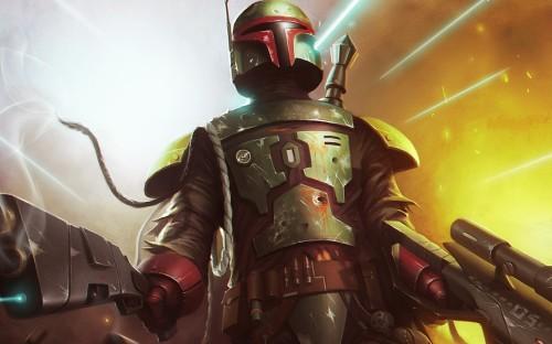 Mercenary 5: Clone Warrior inspiration